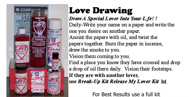 Spiritual Power Love Spells can Draw Love and Affection